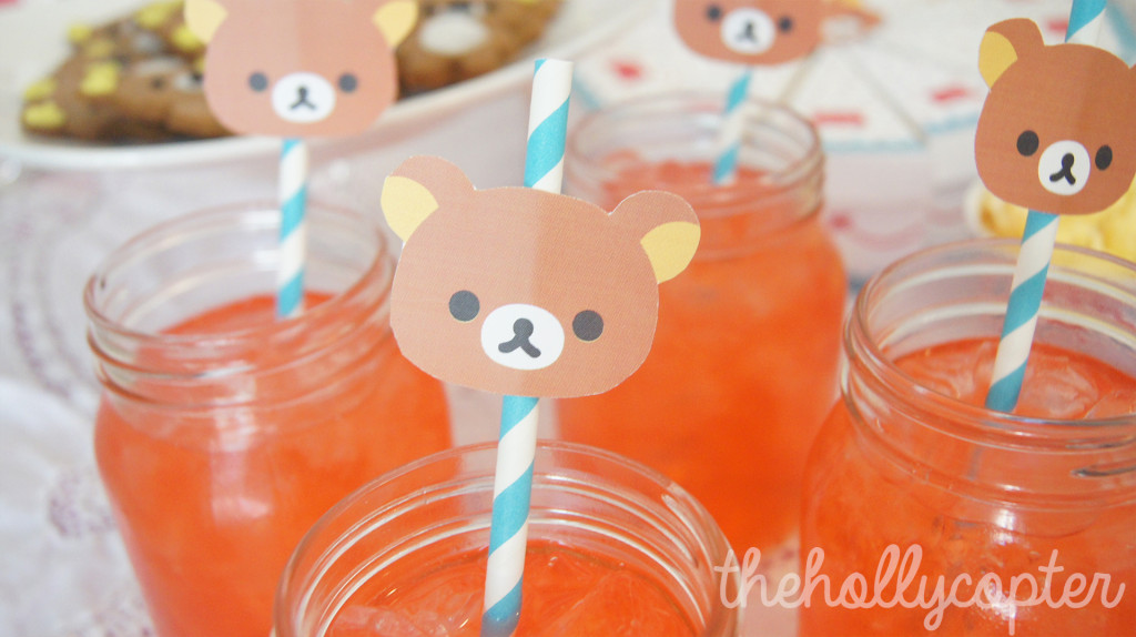 Rilakkuma Party